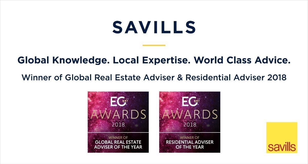Nous avons remporté les trophées du Conseiller immobilier mondial de l'année et du Conseiller immobilier résidentiel de l'année