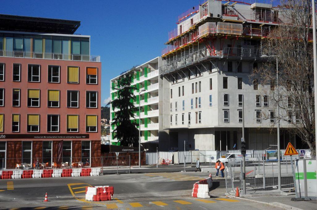 L'immobilier tertiaire en pleine forme sur la Côte d'Azur