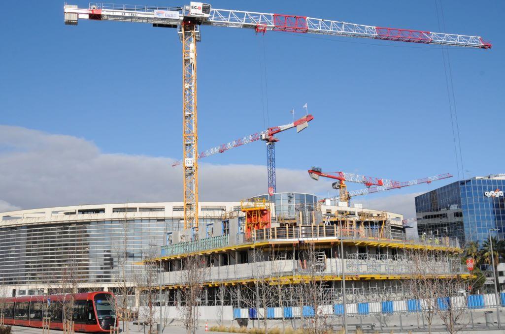 Immobilier Tertiaire : Nice en mesure d'attirer les grandes sociétés